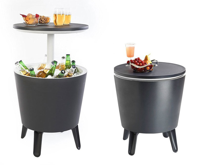 Mobile bar per outdoor