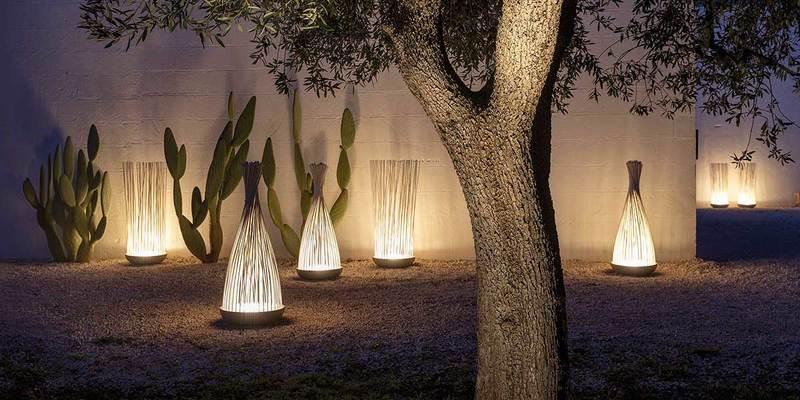 Lampade Da Terra Design E Modernita News Gabetti