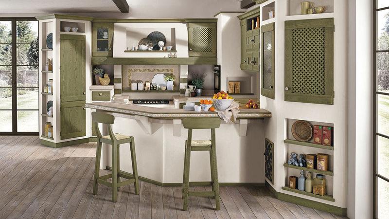 Otto idee di cucine in muratura per la tua casa | News | Gabetti