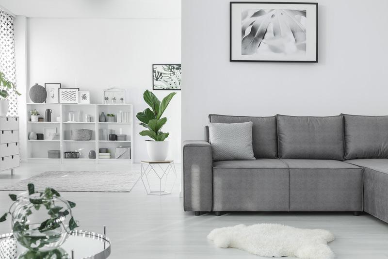 Come posizionare il tuoi mobili in salotto