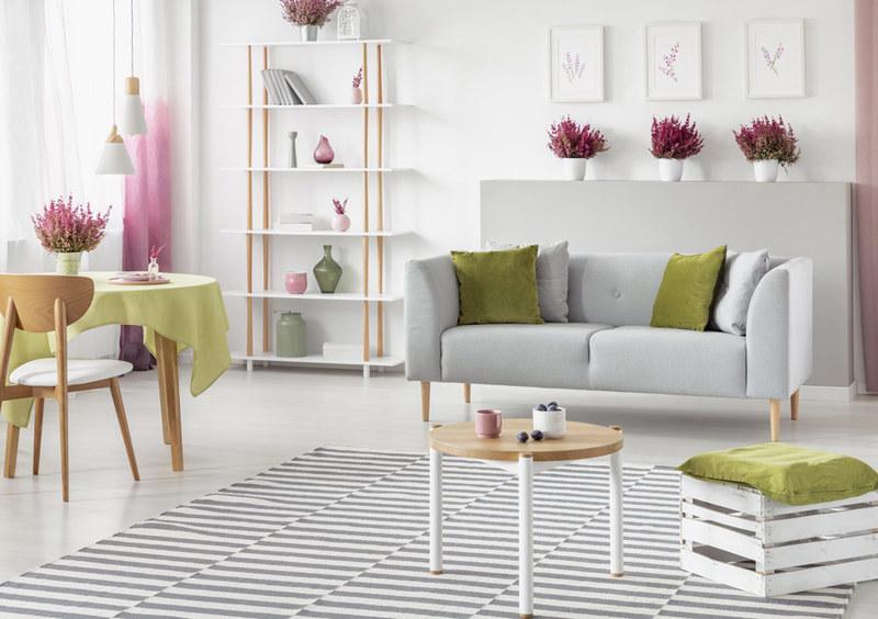 Come posizionare i tuoi mobili in salotto: parti dalle pareti