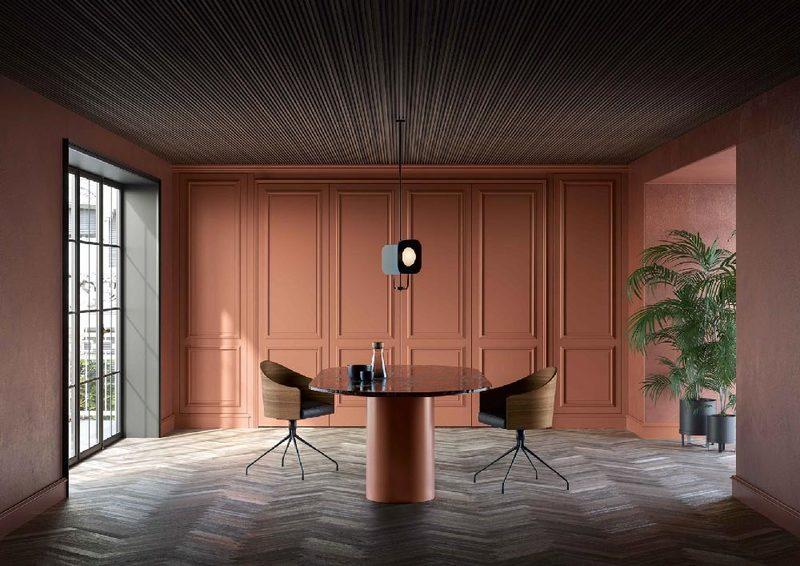 Boiserie in legno quante idee per arredare la tua casa