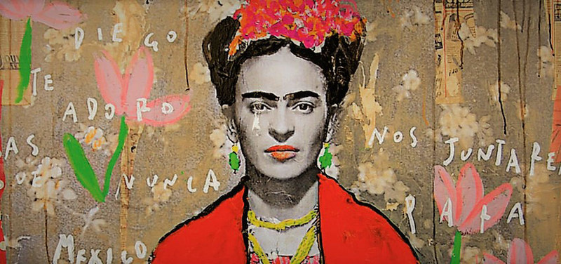Solidarietà digitale e Frida Kahlo