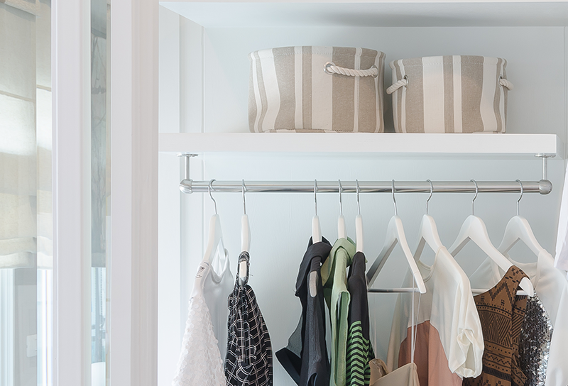 Organizzare Cabina Armadio : Come organizzare la tua cabina armadio gabetti