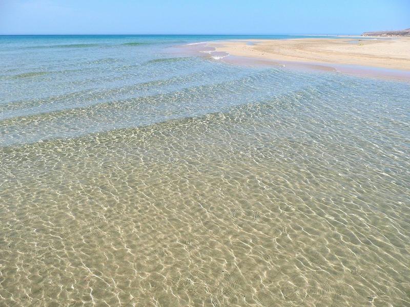 Il mare delle Canarie