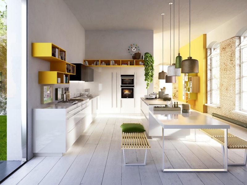 7 Consigli Per Illuminare La Tua Cucina News Gabetti