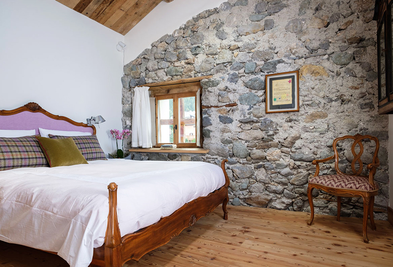 Case In Pietra Di Montagna : Case di montagna interni arredamento with case di montagna