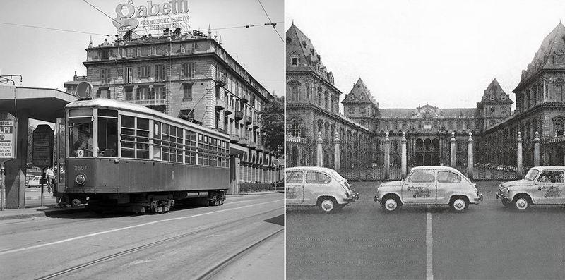 Milano - le GABETTINE