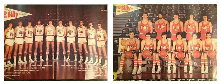 Anni '70 e '80: Gabetti investe nello sport