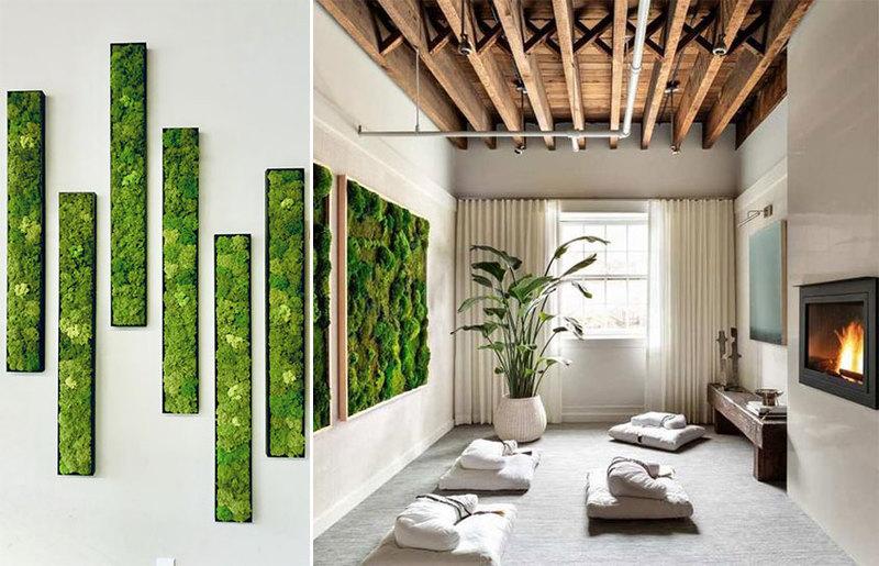 Giardini verticali di design