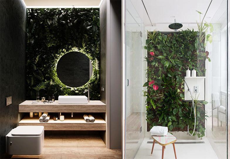 Giardini verticali di design, cosa scegliere