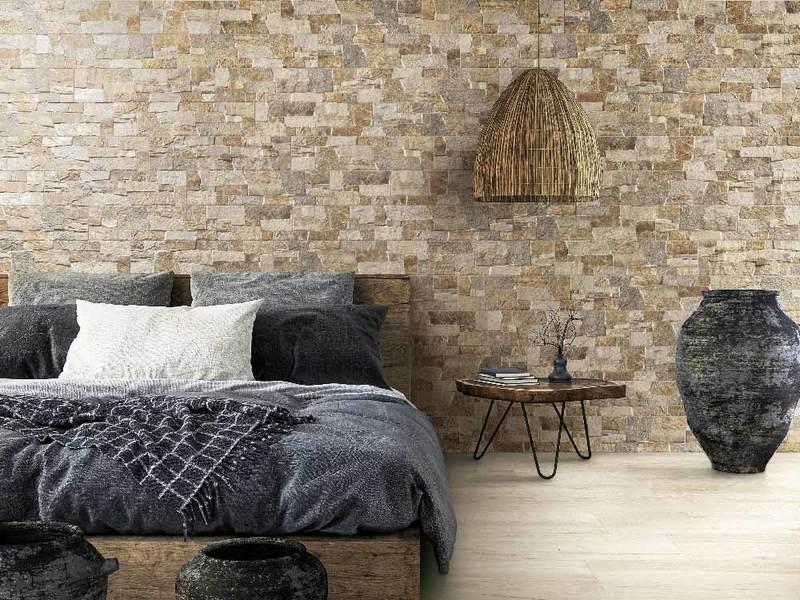 Rivestimento in pietra per interni, idee carine