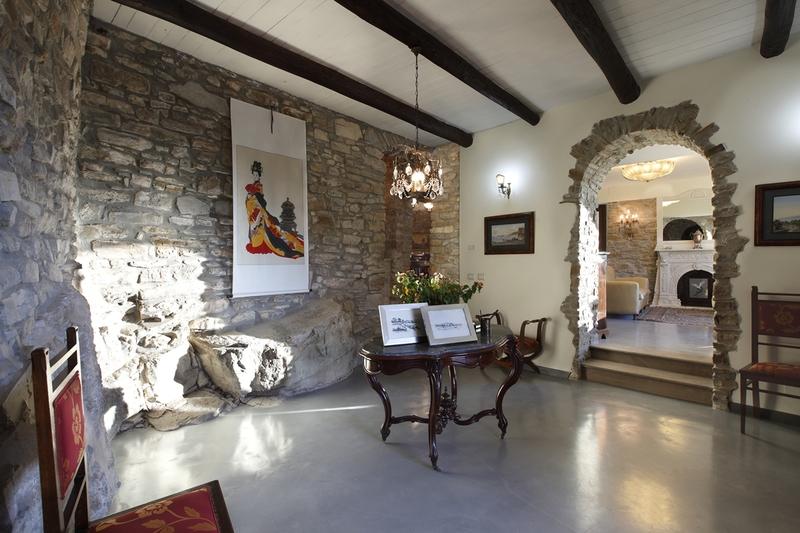 Case rustiche interni da sogno e ricchi di storia gabetti for Disegni interni di case