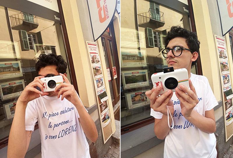 Il mondo di Lorenzo attraverso la fotorafia
