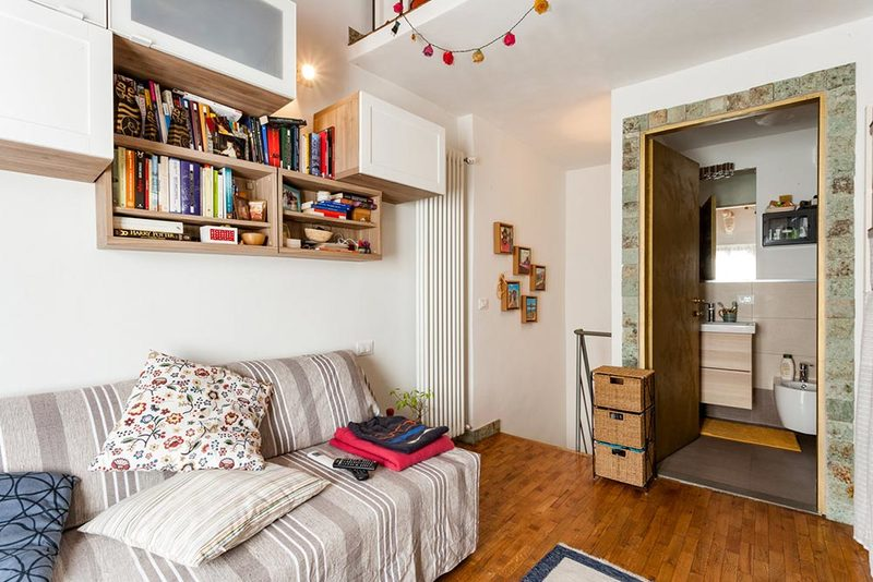 Arredare monolocale 40 mq for Arredare appartamento