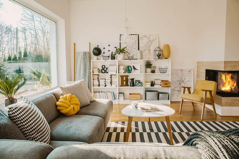 Come arredare il tuo soggiorno moderno | News | Gabetti